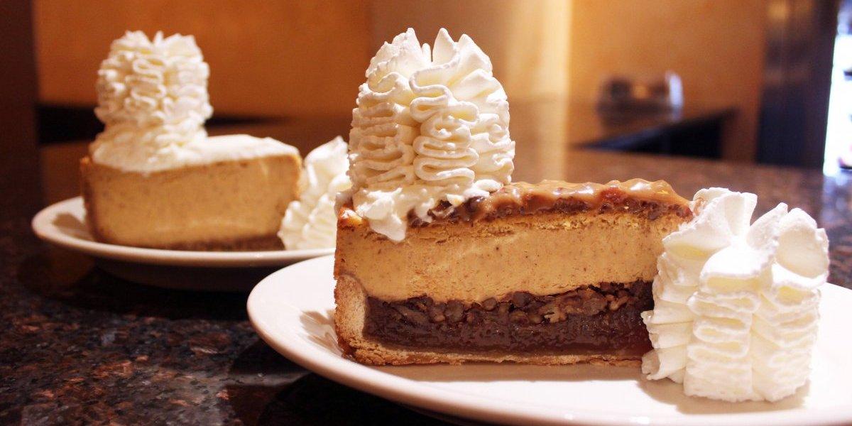 Así es el cheesecake de calabaza que debes probar en Día de Muertos