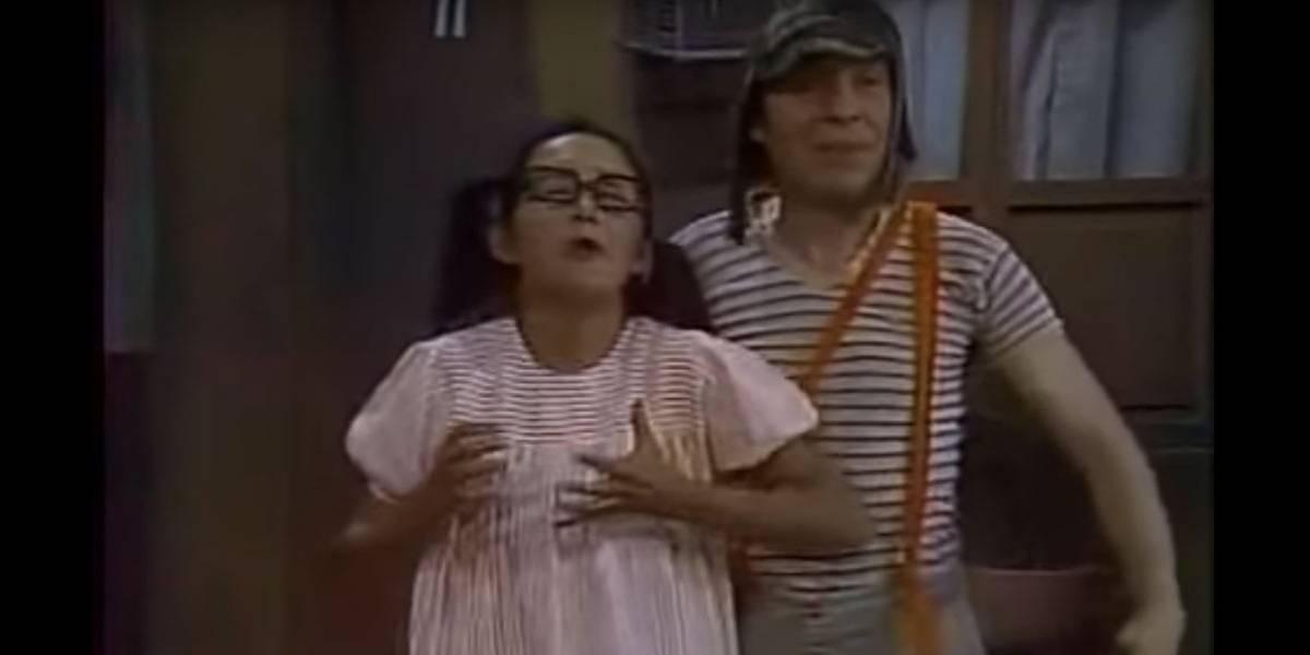 Chiquinha apareceu grávida em episódio de Chaves;entenda