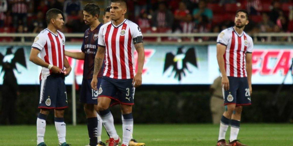 A Chivas sólo le queda luchar por un cierre digno