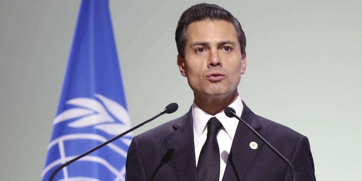 Por segunda vez en seis meses, Peña Nieto viajará a Francia