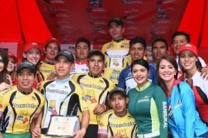 Decorabaños fue el mejor equipo de la Vuelta