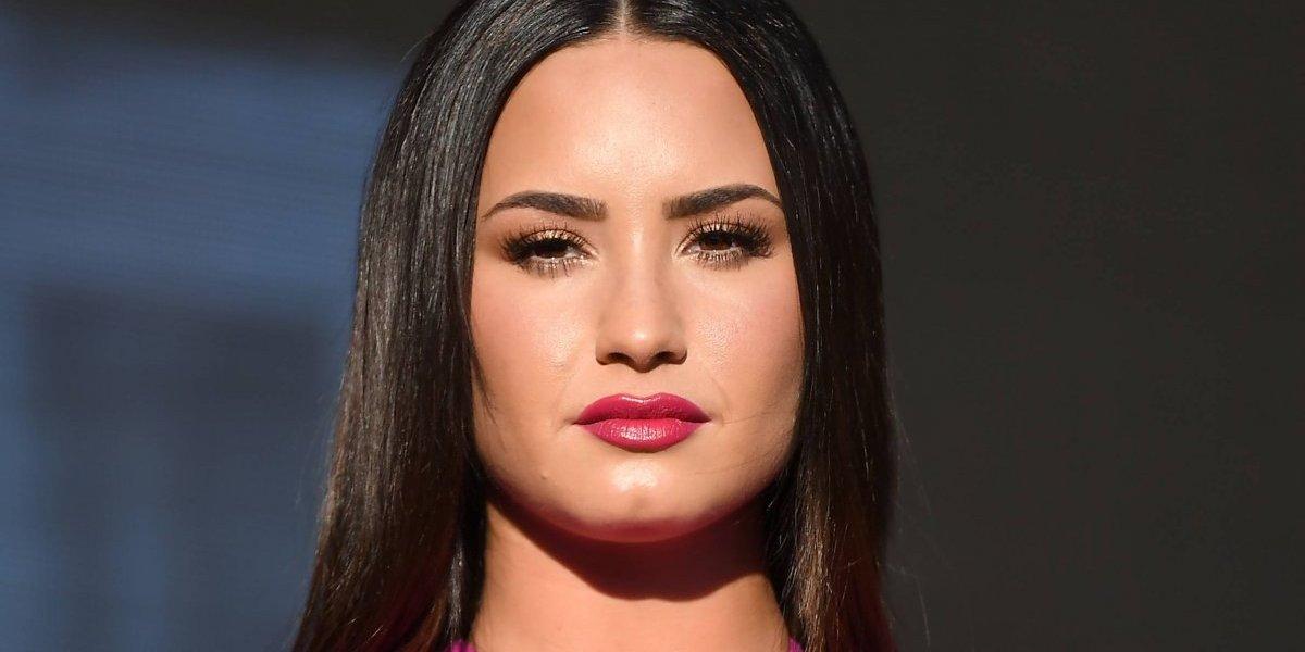 Demi Lovato dejó al descubierto su derrière