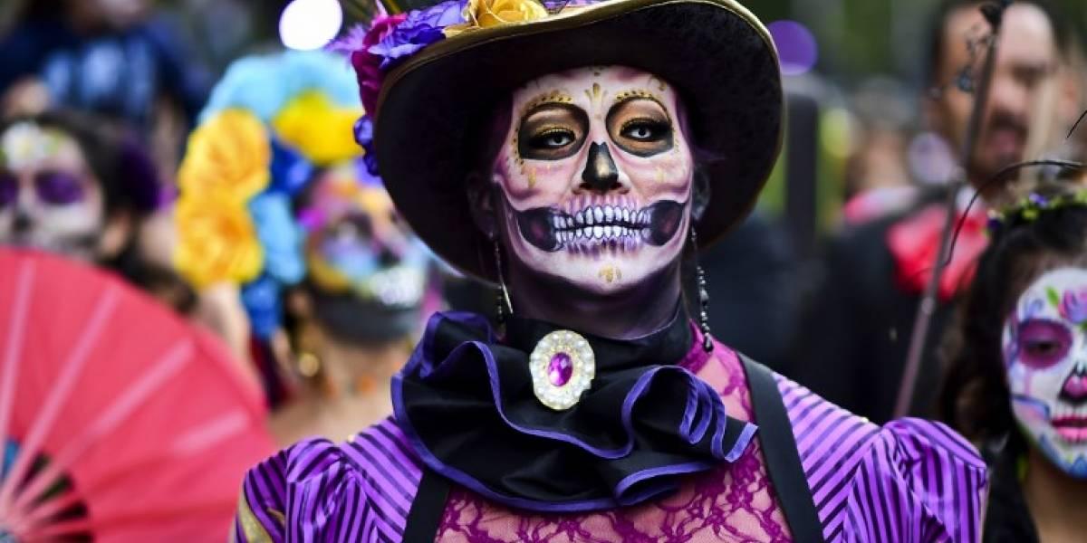 Sismos y crimen dejan muchos por recordar en el Día de Muertos en México