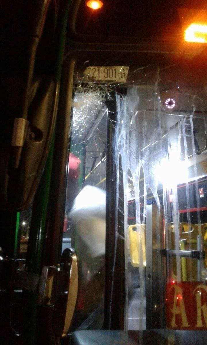 Guadalajara sufre noche caótica por actos vandálicos