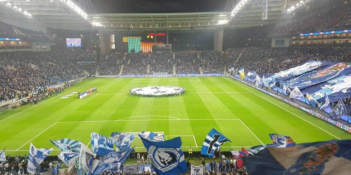 FC Porto vs RB Leipzig, Champions League — Partido en vivo