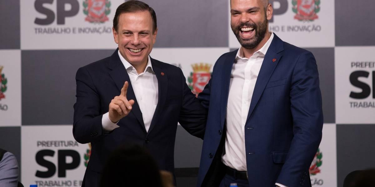 Doria anuncia vice Bruno Covas como secretário da Casa Civil da prefeitura de SP