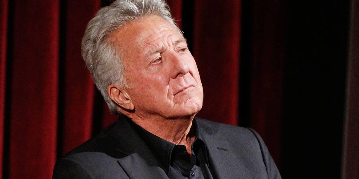 Dustin Hoffman é acusado de assédio e pede desculpas
