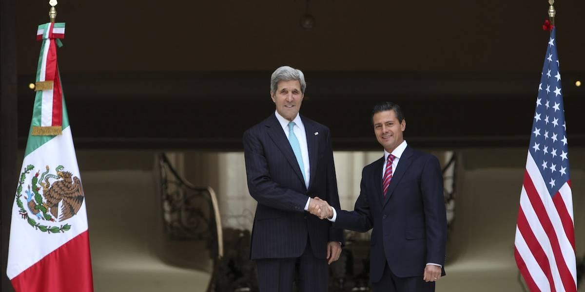 John Kerry reconoce compromiso de México con la vida marina