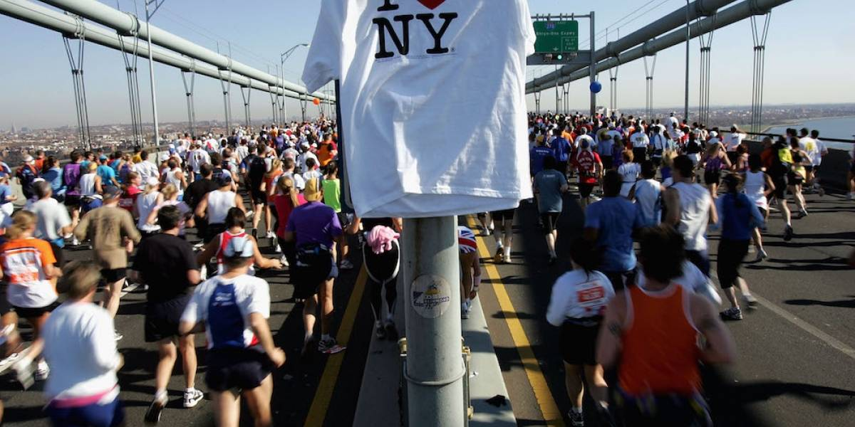 Sigue en pie el Maratón de NY