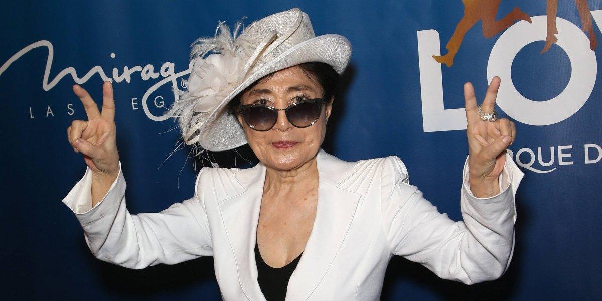 Cataluña le pagó a Yoko Ono para que hablara de la Independencia