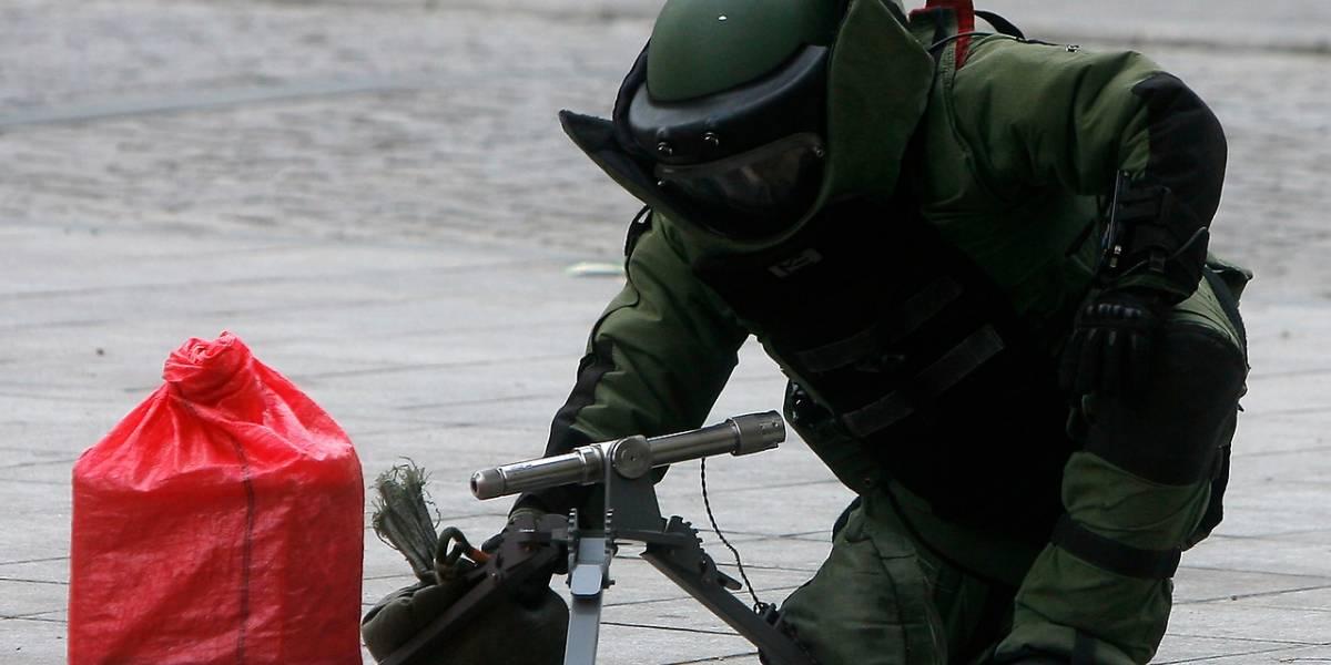Aviso de bomba en la sede de la DC moviliza a Carabineros en Ñuñoa