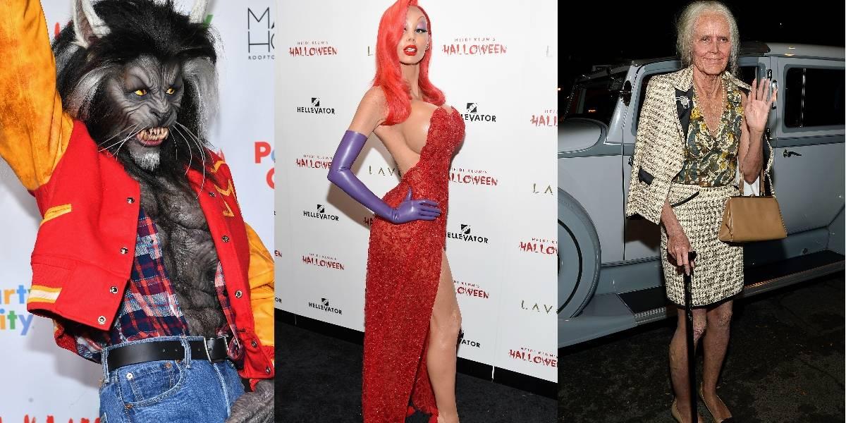 Heidi Klum es indiscutiblemente la reina de Halloween