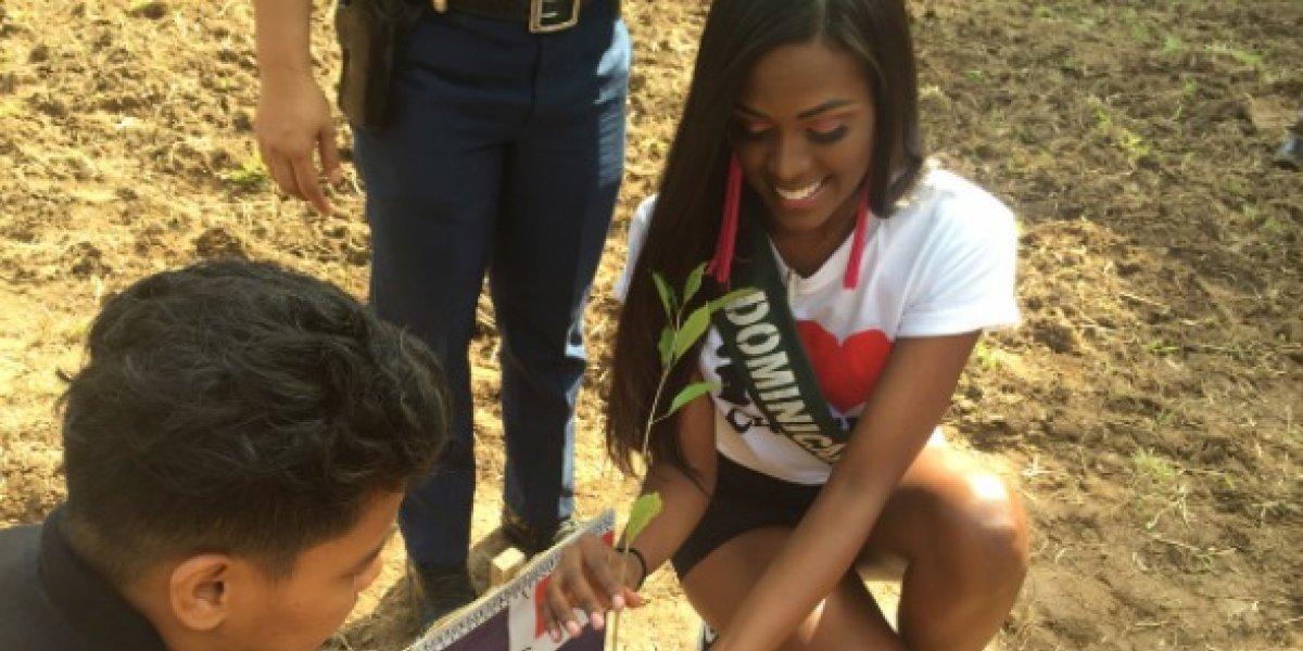 Dominicana compite este domingo en el Miss Earth en Filipinas