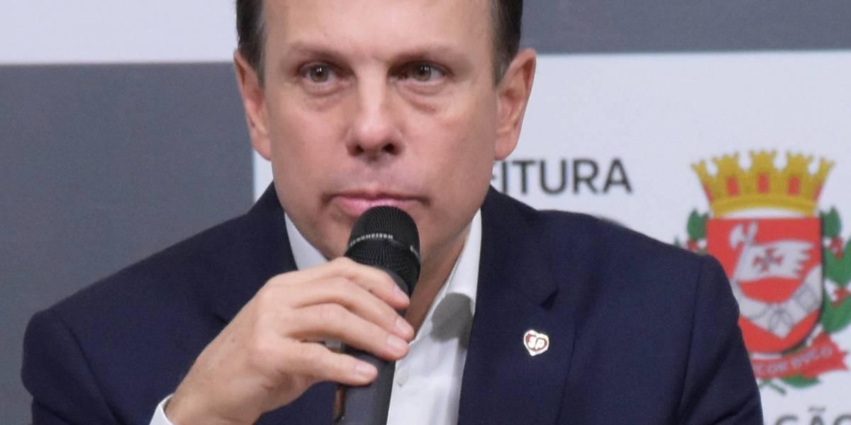 Tribunal de Contas manda Doria contratar 5 empresas para limpeza de ruas