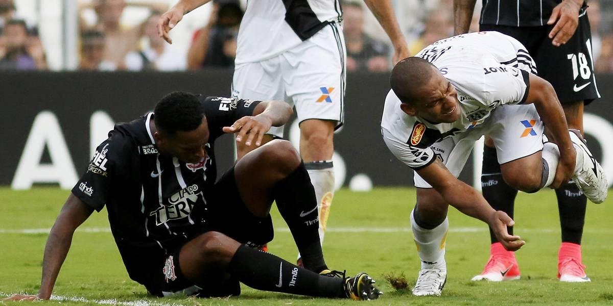 Jô é denunciado por agressão e pode desfalcar o Corinthians por até 12 jogos