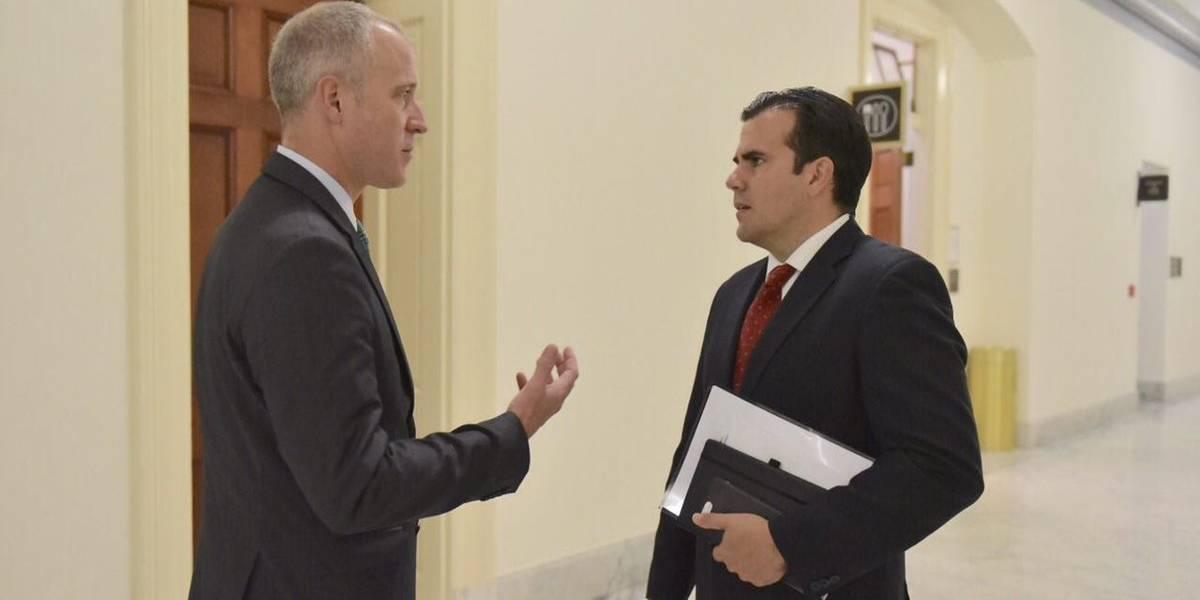 Gobernador empieza jornada de reuniones en Washington