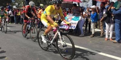 El campeón de la Vuelta a Guatemala