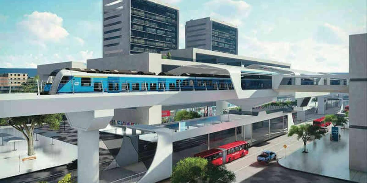 Confis aprueba vigencias futuras para el metro de Bogotá