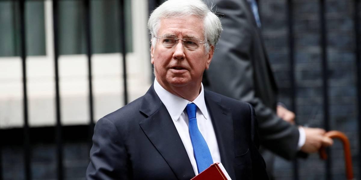 Suspeita de assédio derruba secretário de Defesa britânico