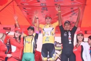 Manuel Rodas, campeón de la 57 Vuelta a Guatemala