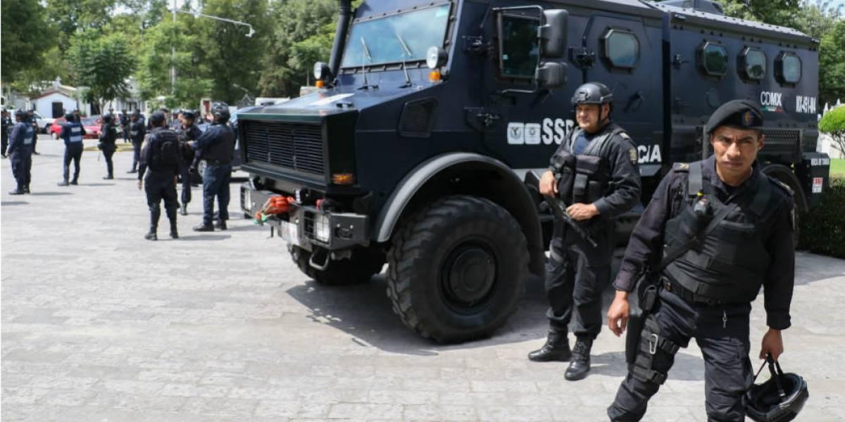 Este polémico mando estará a cargo de policía de media CDMX