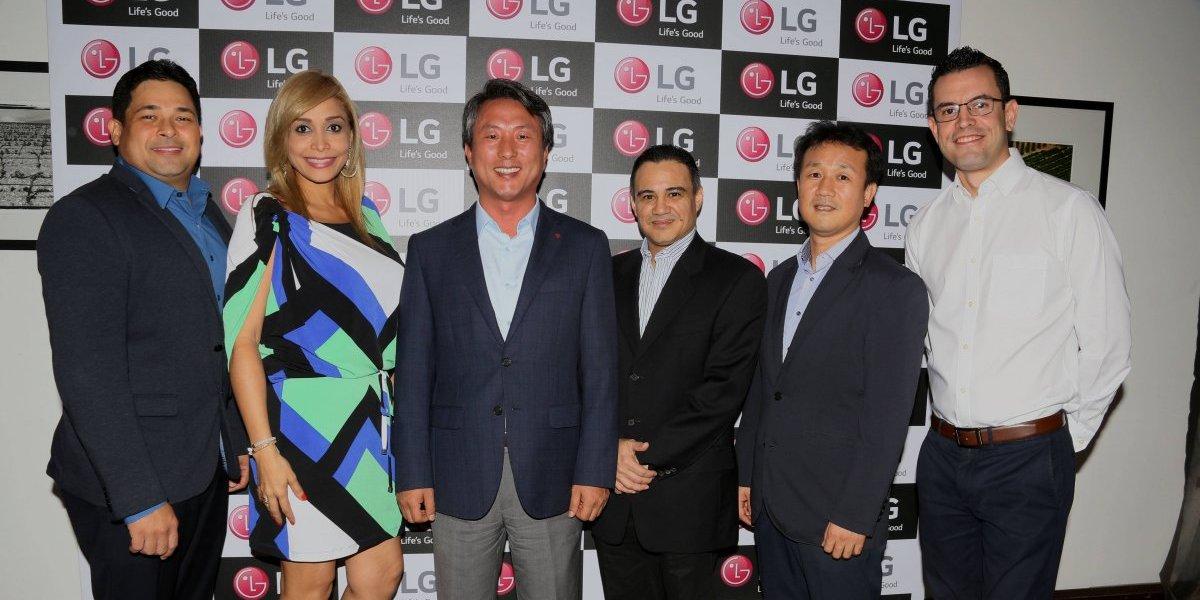 """#TeVimosEn: LG presenta tecnología """"Multi V 5"""" en aires acondicionados industriales"""