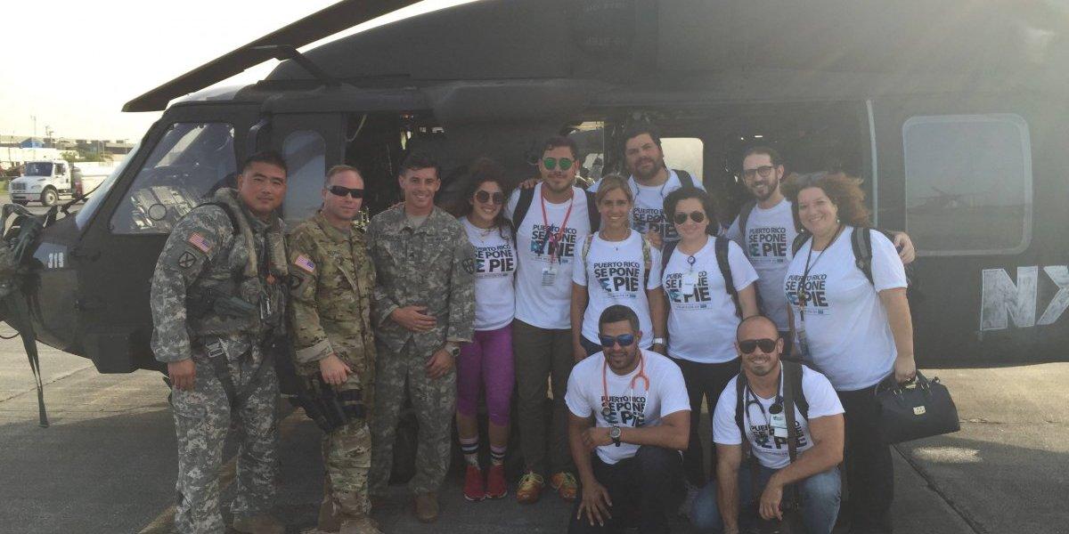 Puerto Rico: la nueva misión de Haití se pone de Pie