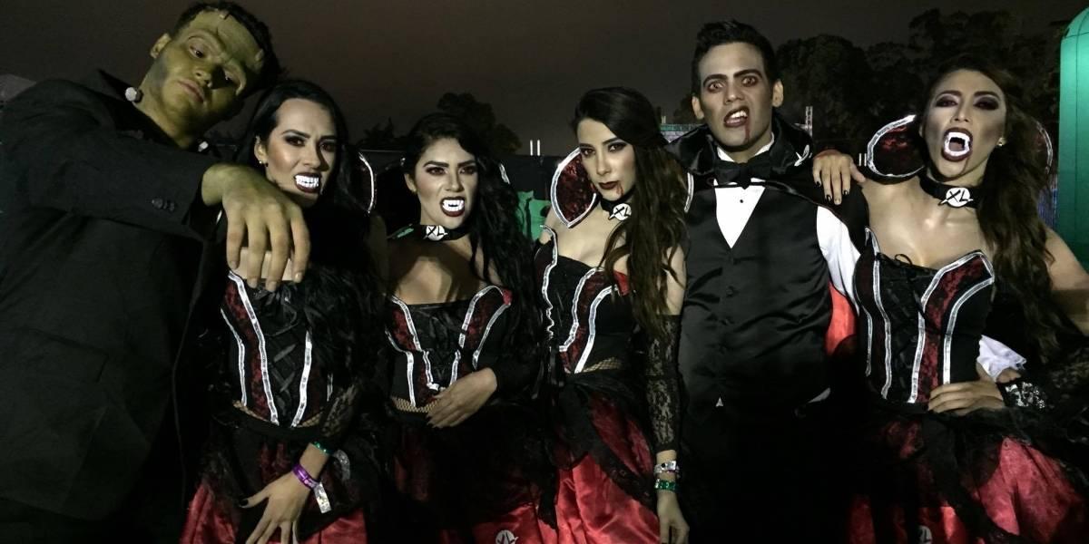 Los disfraces más sensuales de Halloween Monster Party by XL