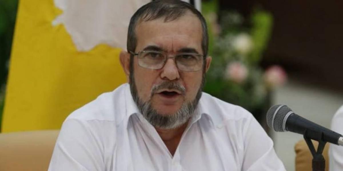 Líder de Las FARC irá como candidato a presidencia de Colombia