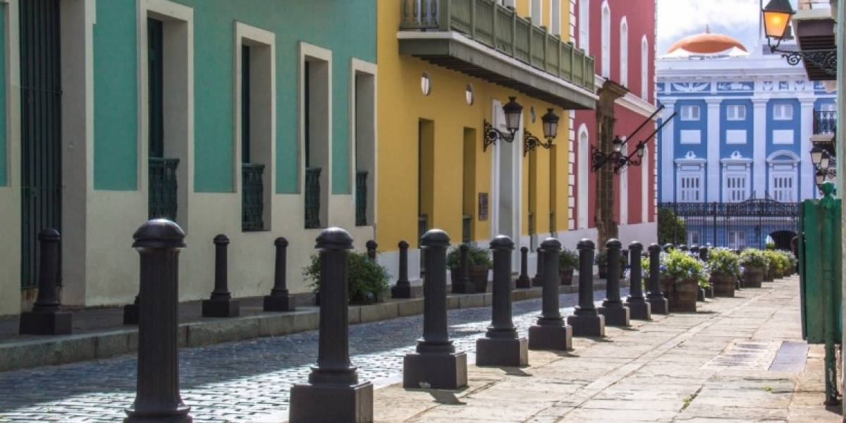Anuncian desvío de tránsito en el Viejo San Juan