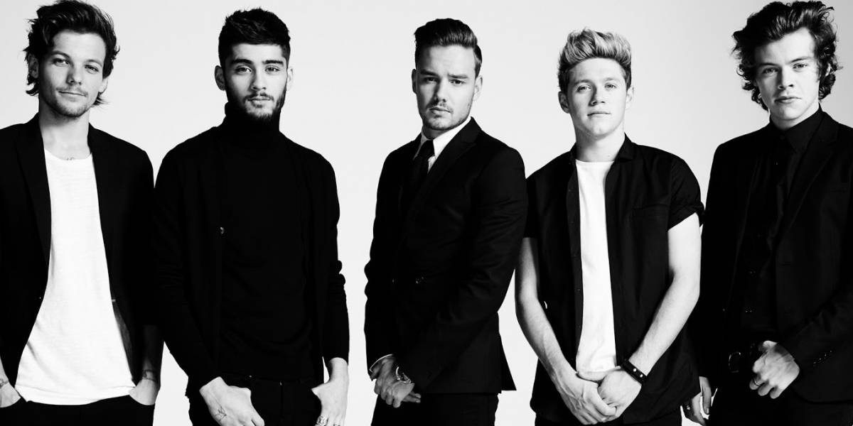 One Direction conquista recorde dos Beatles
