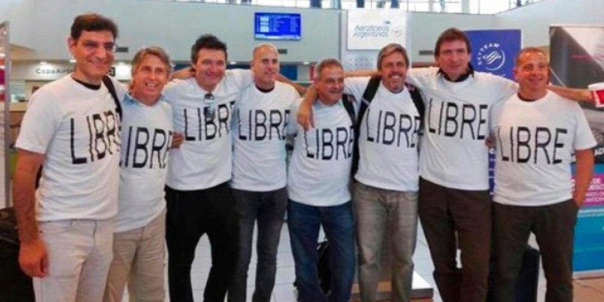 Viaje de argentinos a Nueva York destruido por ataque