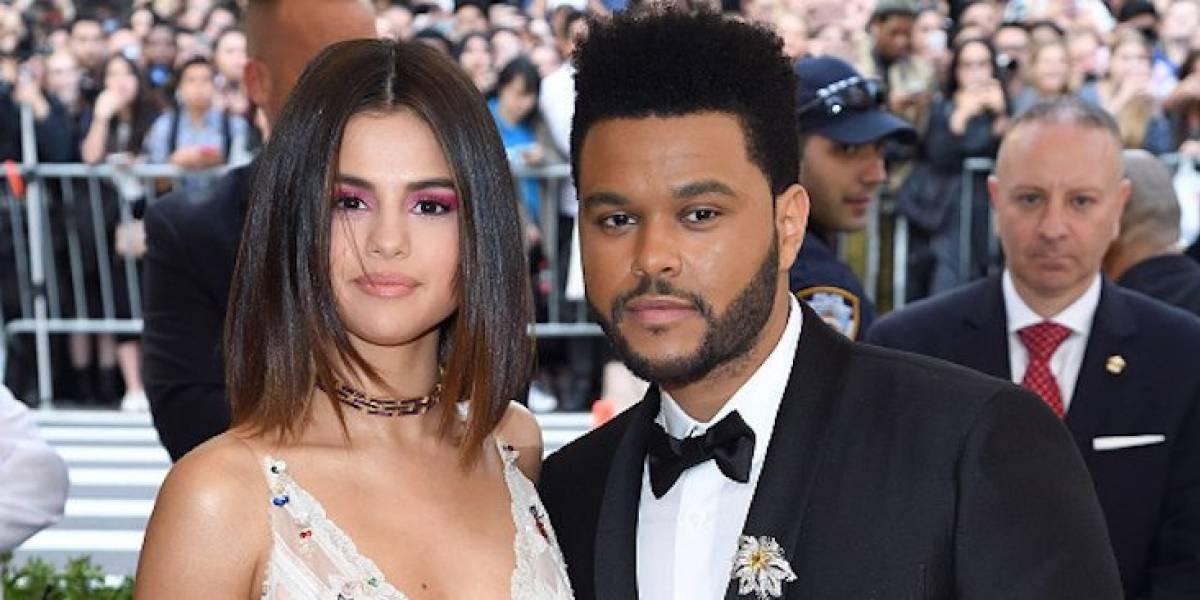 Revelan la verdadera razón del rompimiento entre Selena Gomez y The Weeknd