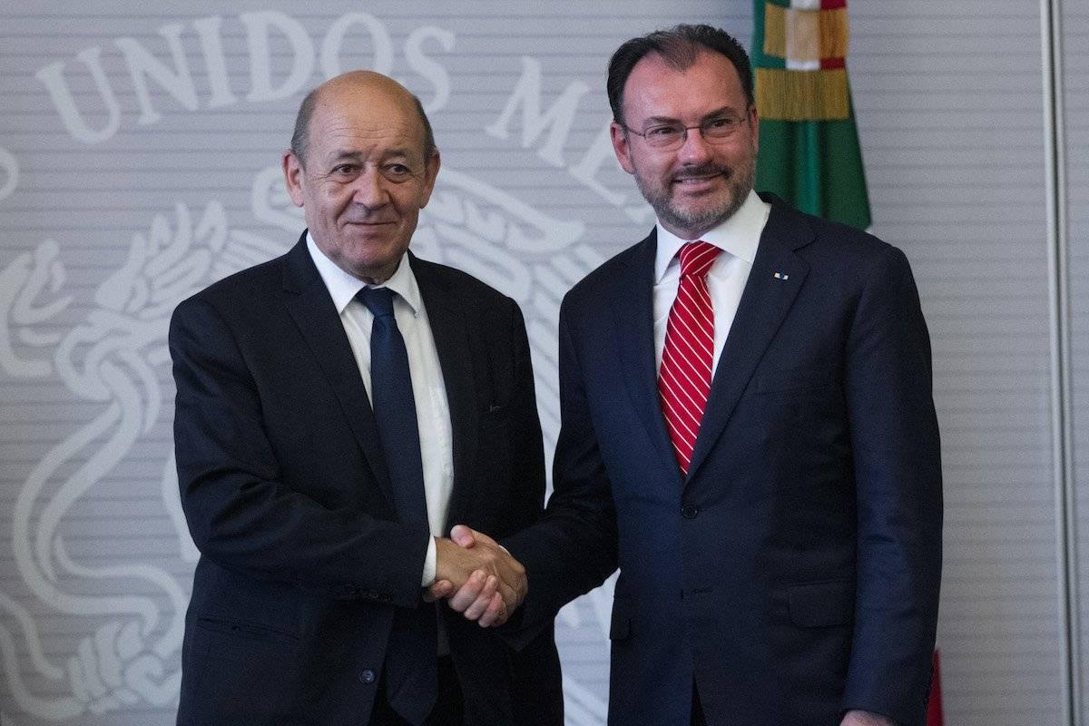 Francia busca fortalecer alianza con México y ofrece más ayuda tras sismos