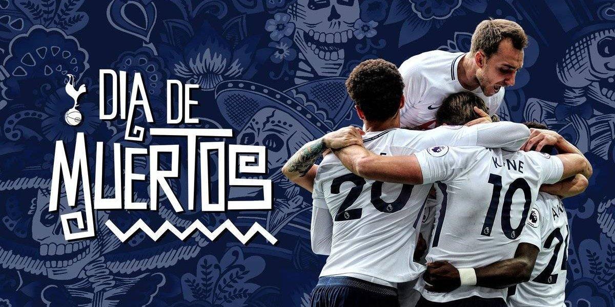 Tottenham dedica a México su triunfo sobre el Real Madrid