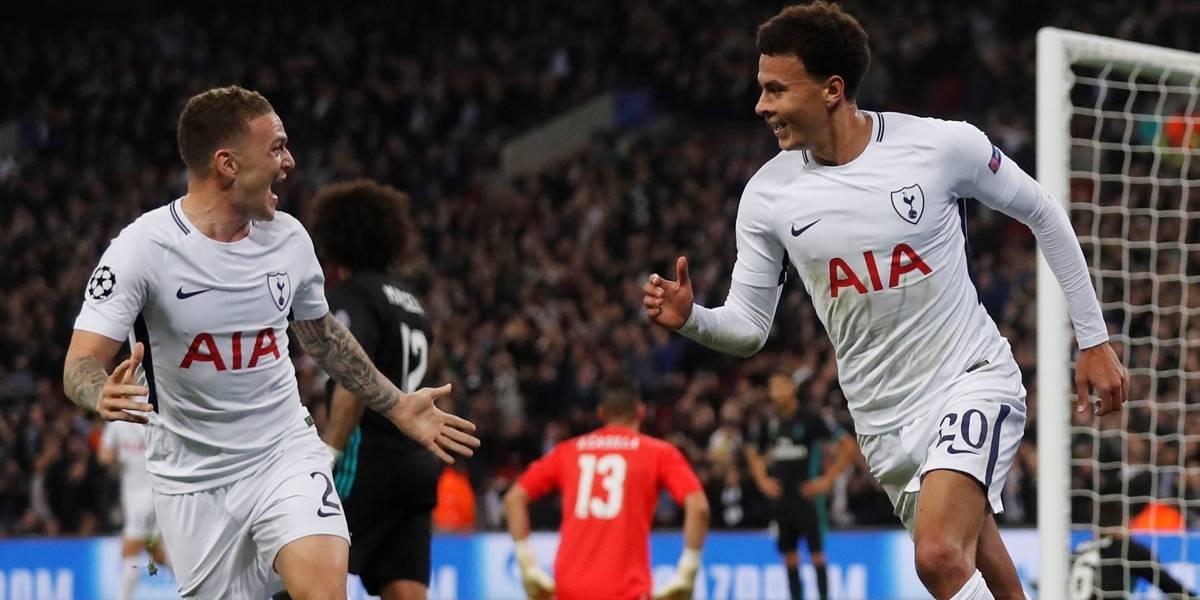 Tottenham vence o Real Madrid e se garante nas oitavas da Liga
