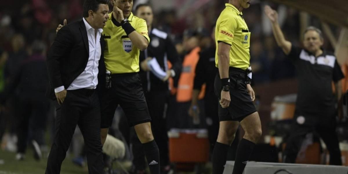 El VAR deja fuera a River Plate de la Libertadores tras polémico penal