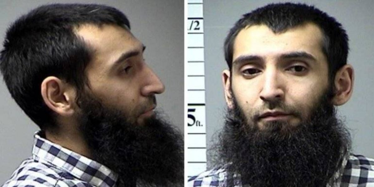 Trump pide pena de muerte para el terrorista