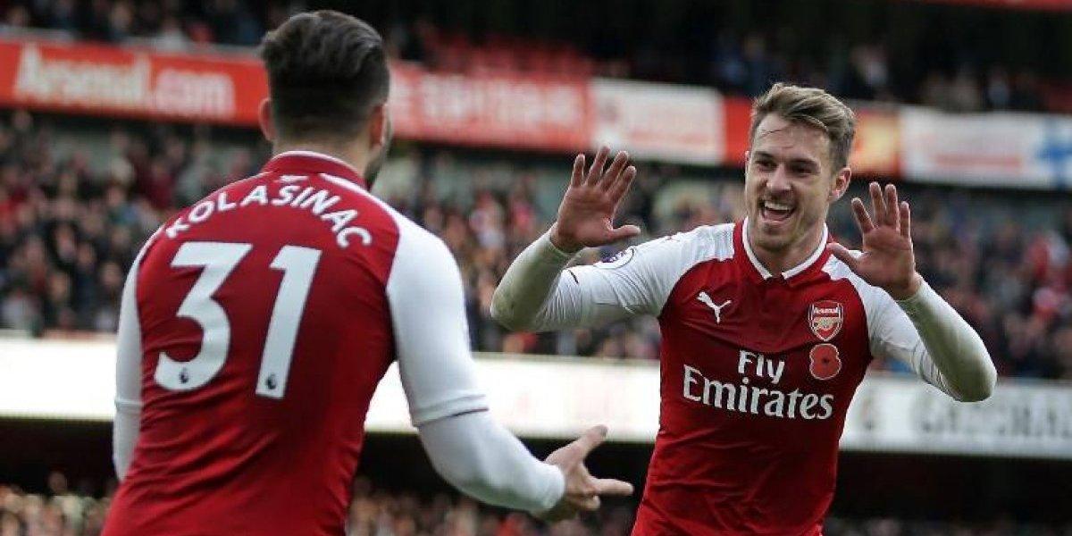 Minuto a minuto: Arsenal sin Alexis Sánchez recibe a Estrella Roja en la Europa League