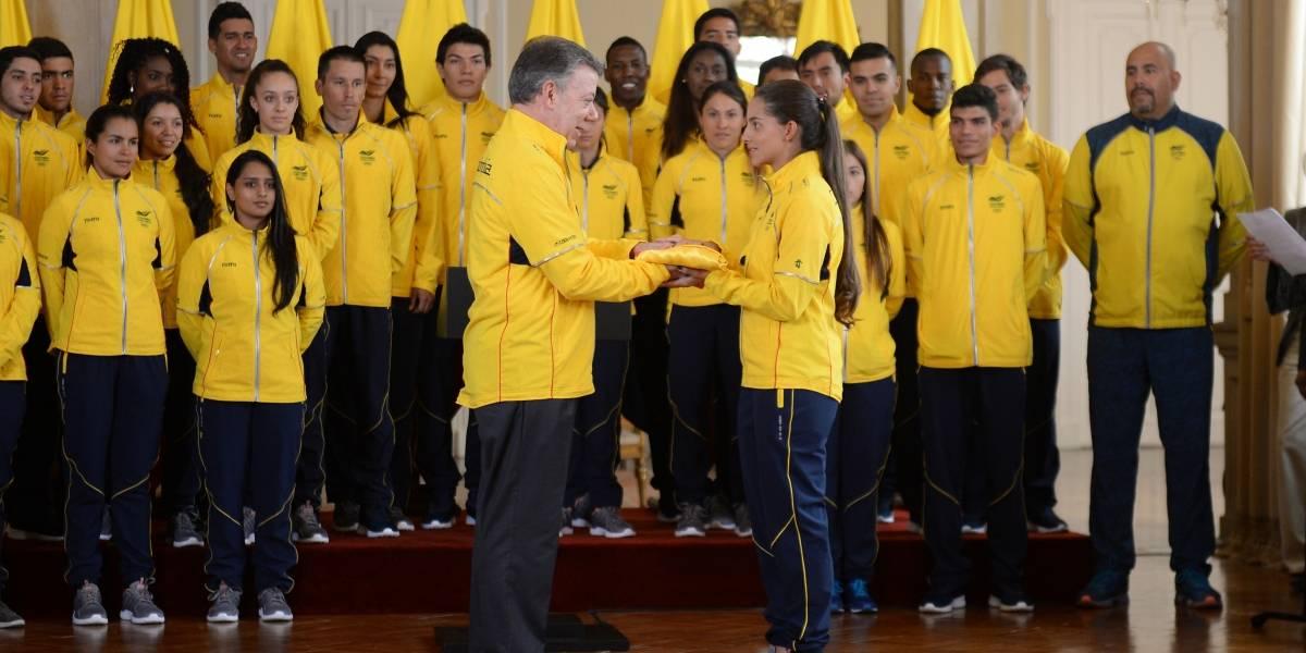 Lista la delegación para defender el título de los Juegos Bolivarianos