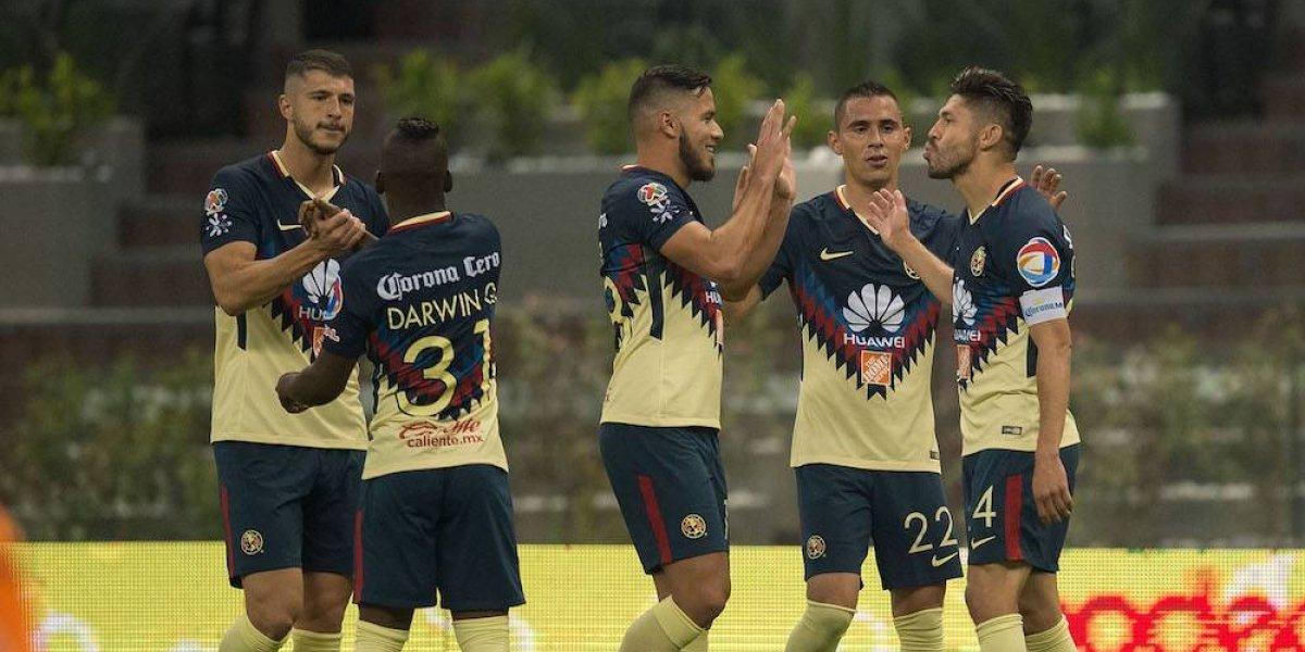 América sufre para eliminar al Querétaro de la Copa MX