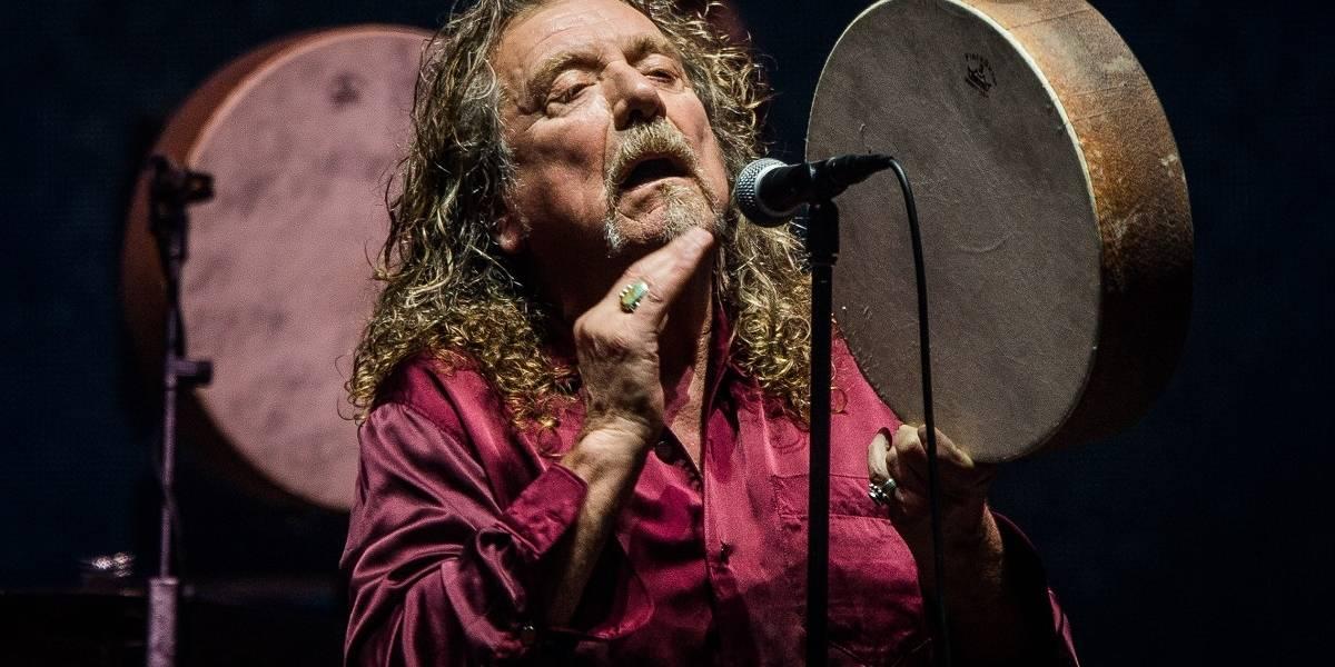 Robert Plant diz que detesta sua voz em algumas músicas do Led Zeppelin