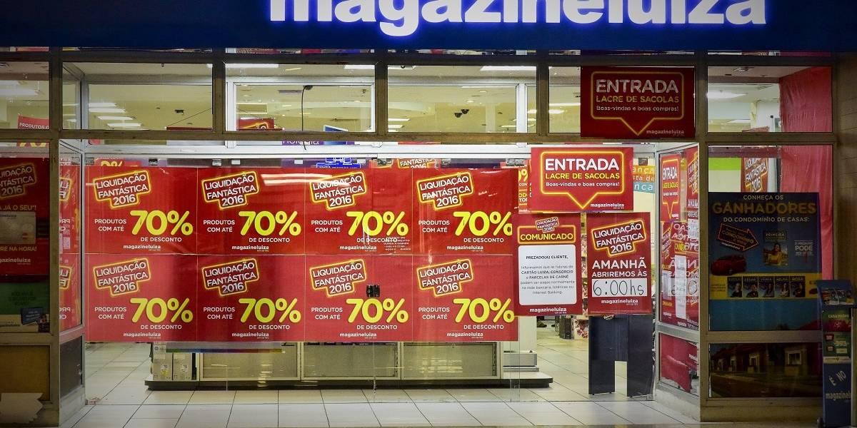 Magazine Luiza vai inaugurar 30 novas lojas este ano