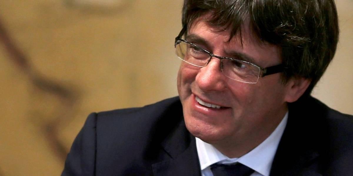 Independencia de Cataluña: el expresidente catalán Carles Puigdemont está en Bélgica tras ser acusado por fiscalía de España por delitos de sedición y rebelión