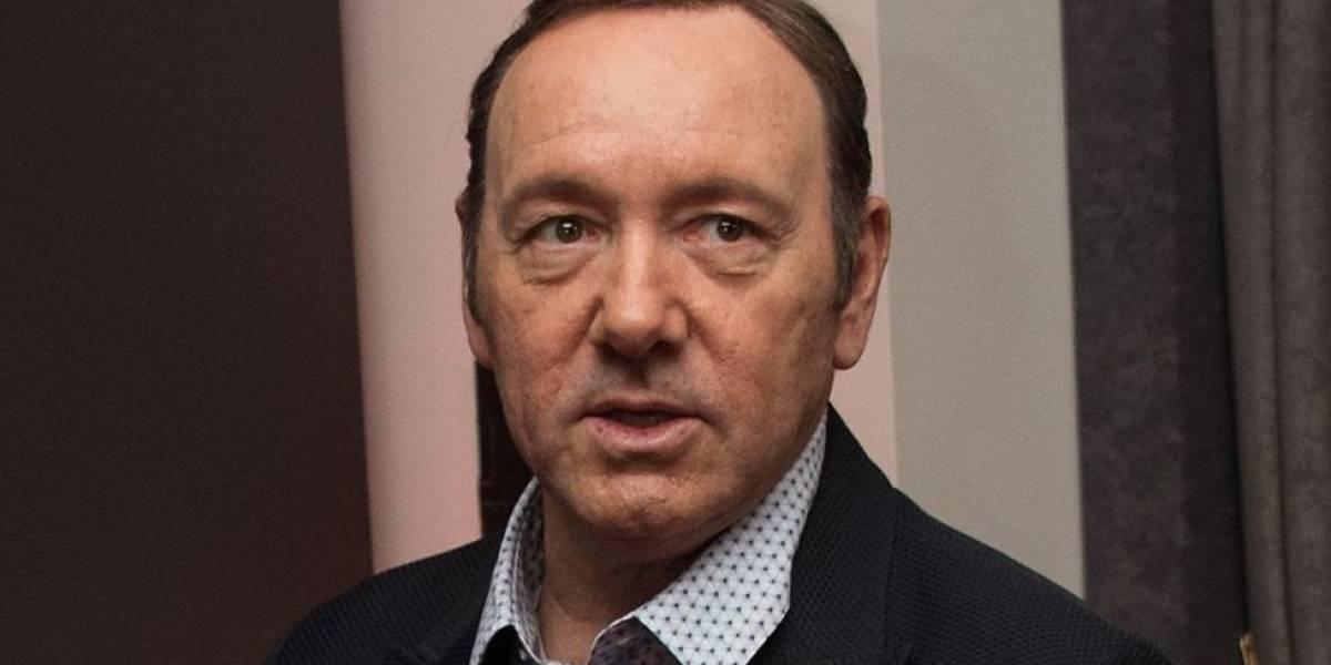 Kevin Spacey suma ocho acusaciones más de acoso sexual