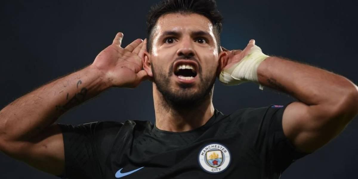 """6 gráficos que muestran por qué el argentino Sergio """"Kun"""" Agüero, el máximo goleador de la historia del Manchester City, es un jugador especial"""