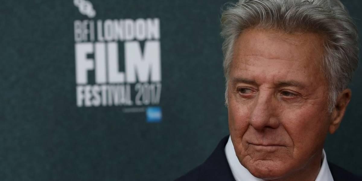 """Acusan al actor Dusftin Hoffman de abuso sexual y asegura que """"eso no es un reflejo"""" de quién es"""