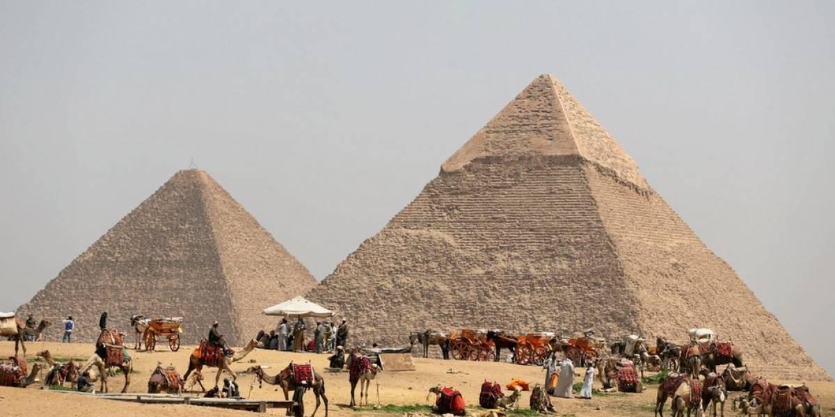 La misteriosa cavidad recién descubierta en la Gran Pirámide de Guiza en Egipto que dejó perplejos a los investigadores