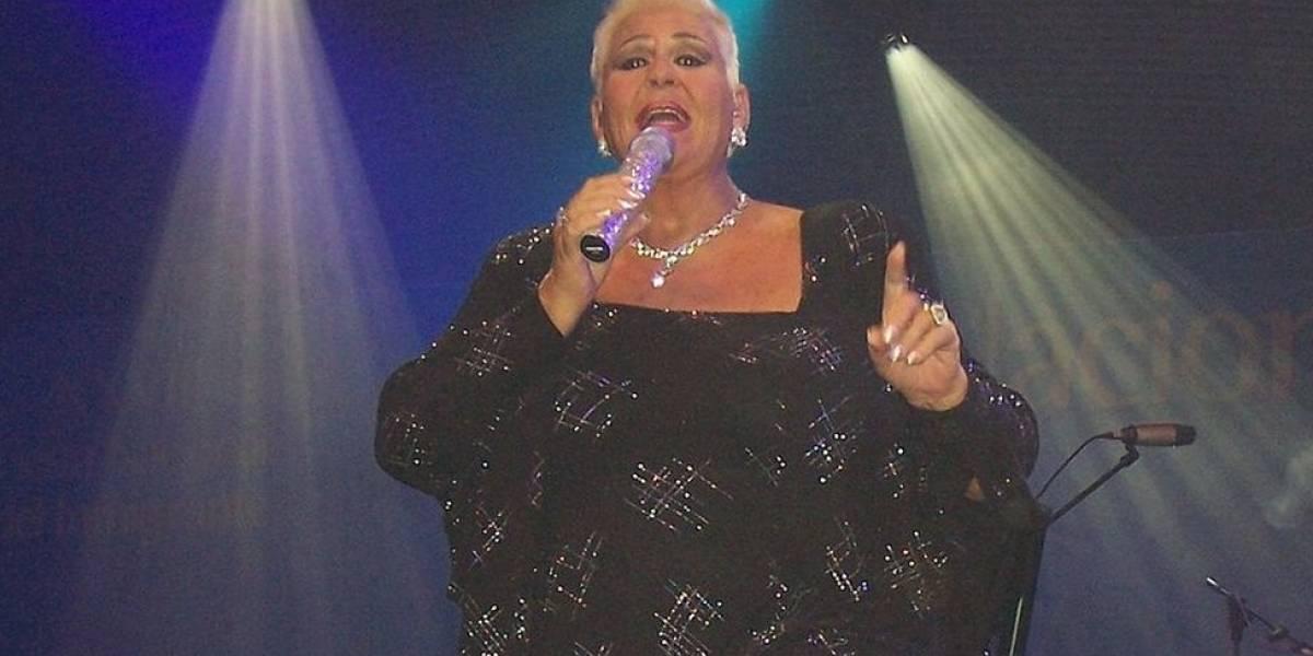 Muere la cantante argentina María Martha Serra Lima