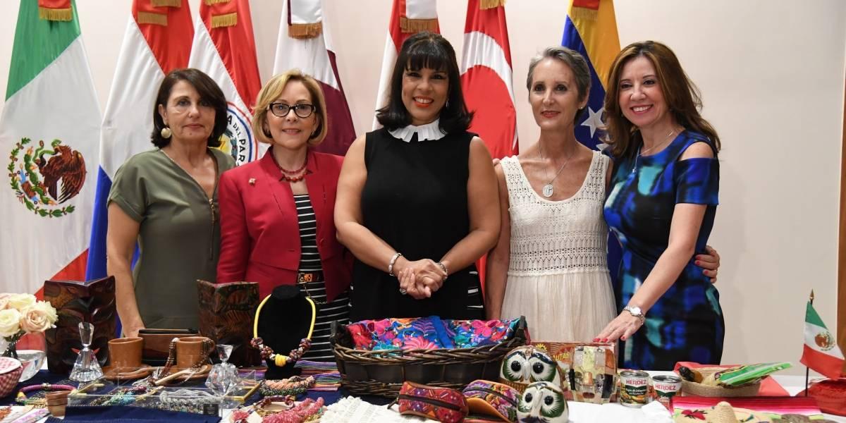 #TeVimosEn: Bazar Damas Diplomáticas será 11 de noviembre